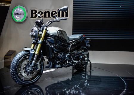 Benelli Leoncino 800 3