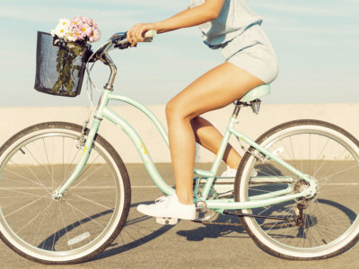 Moderna, urbana y en forma: ¡pon una bici en tu día a día!