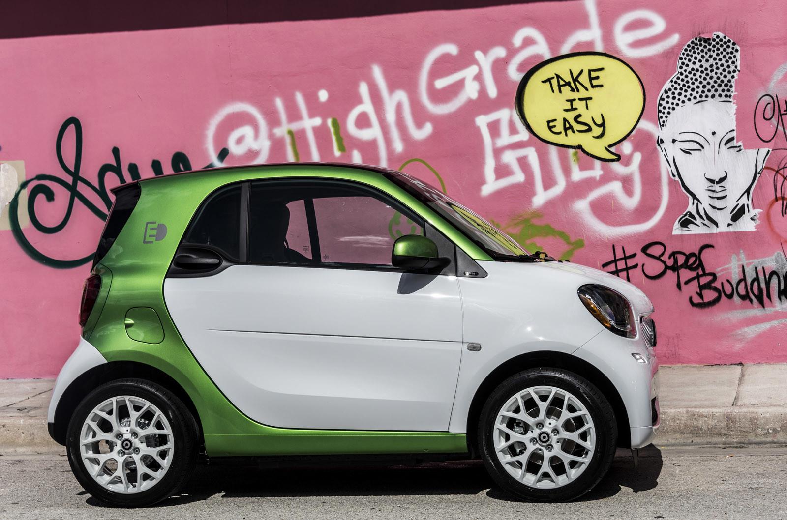 Foto de smart fortwo Electric Drive, toma de contacto (109/313)