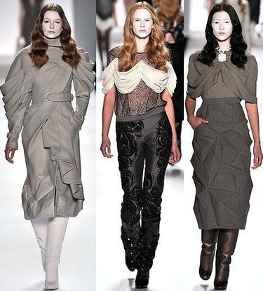 Viktor & Rolf Otoño-Invierno 2009/2010 en la Semana de la Moda de París