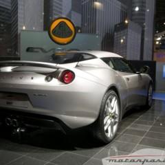 Foto 13 de 14 de la galería lotus-evora-en-el-british-motor-show-2008 en Motorpasión