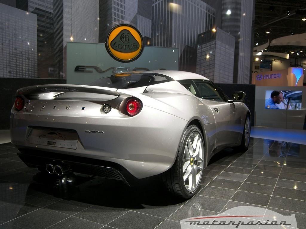 Foto de Lotus Evora en el British Motor Show 2008 (13/14)