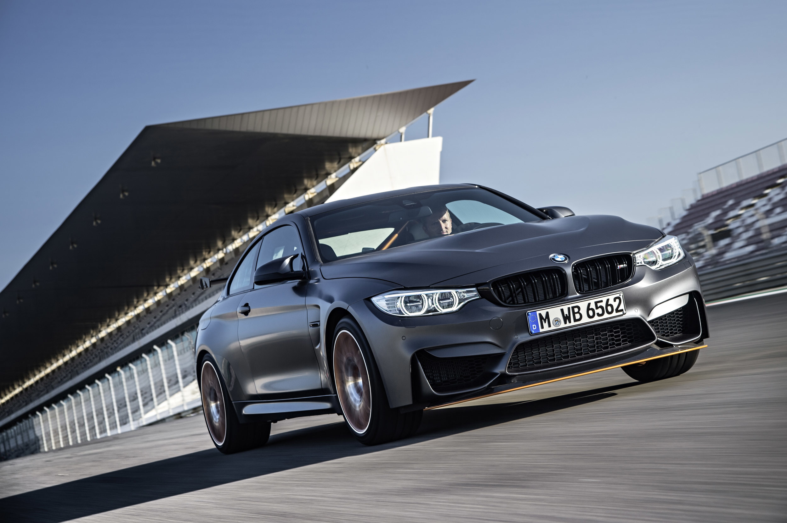 Foto de BMW M4 GTS (50/54)