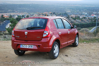 Dacia Sandero 1.6 MPI 90 y 1.5 dCi 70, prueba (parte 4)