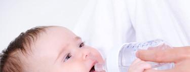 ¿Cuándo empezar a ofrecer agua a los bebés y cuánta?