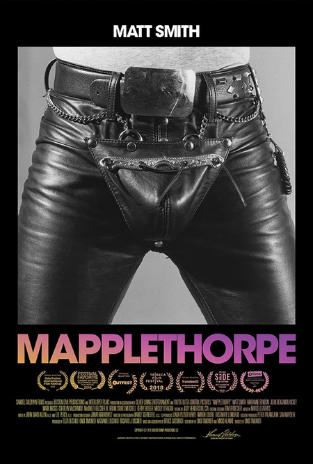 Mapplethorpe Film Poster