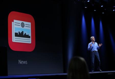 Apple News cuenta con 40 millones de usuarios en menos de dos meses