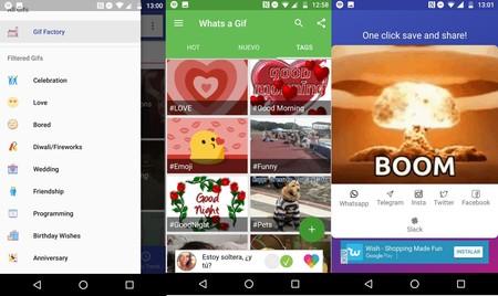 Enviar Gifs Whatsapp