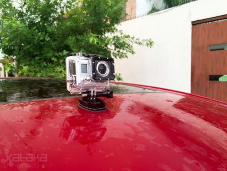 ¿Quieres una cámara de acción asequible? Amkov AMK5000S puede ser una opción