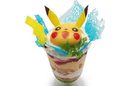 Pikachu Cafe en Tokio