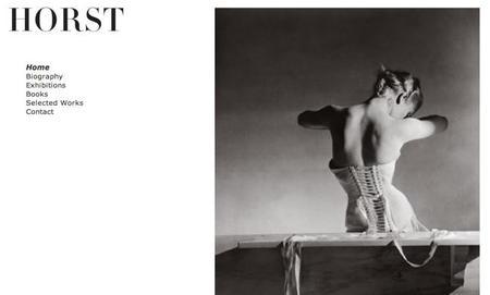 Horst P. Horst lleva la mejor fotografía de moda a Londres