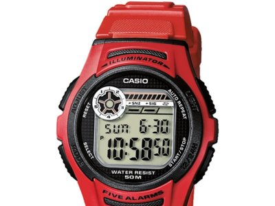 Reloj Casio W-213-4A por 19,95 euros en Amazon