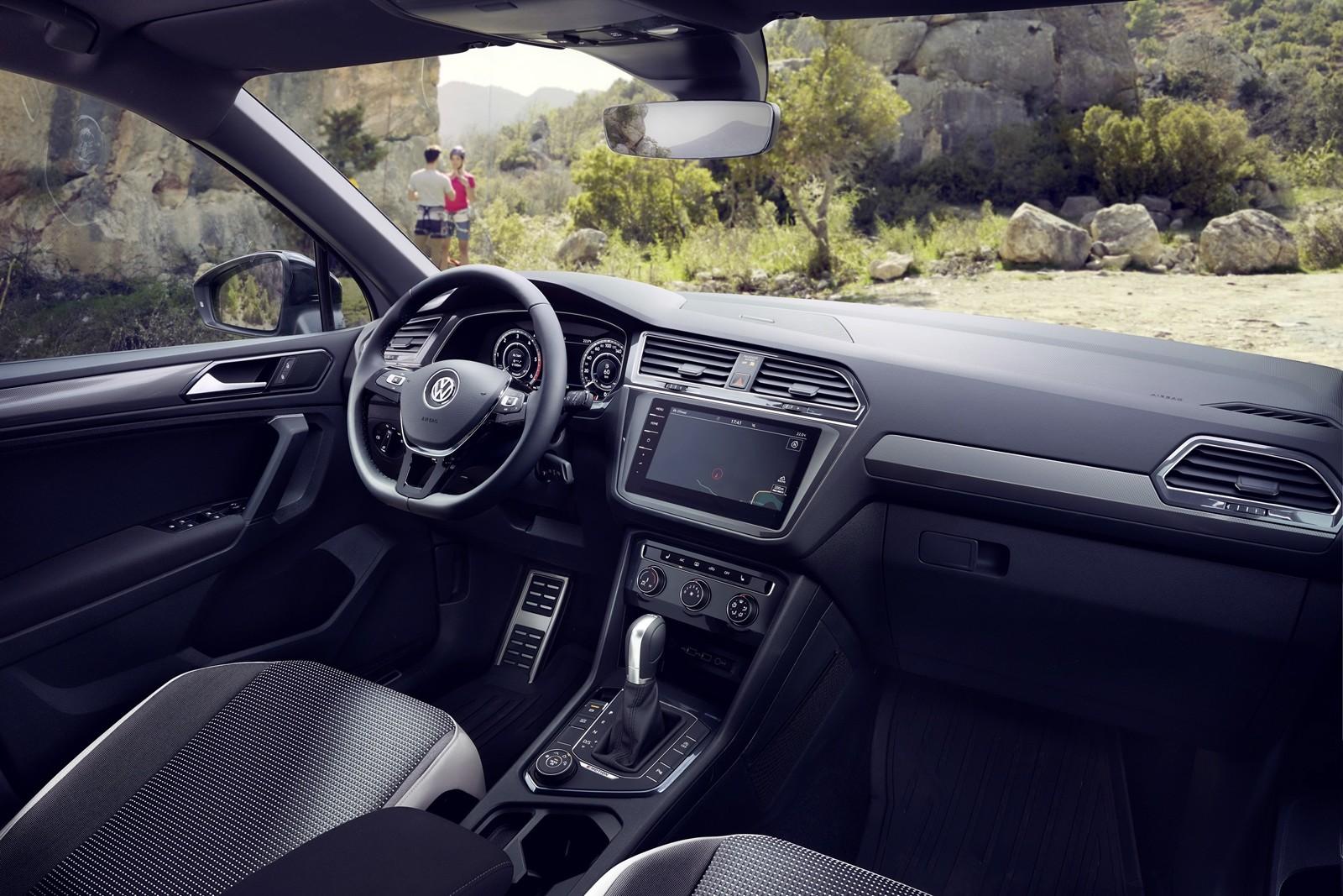 Foto de Volkswagen Tiguan Offroad 2019 (1/5)