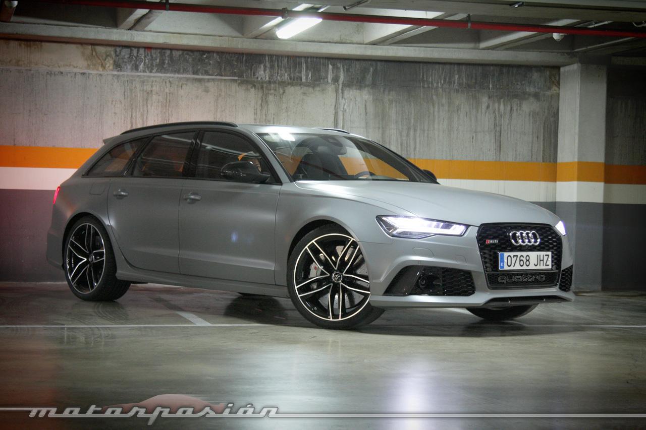 Audi Rs6 Avant Prueba 11 29