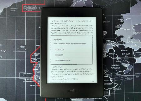 Por qué el Kindle no se puede apagar: la pantalla de tinta electrónica no consume energía, pero sí lo hacen otros elementos