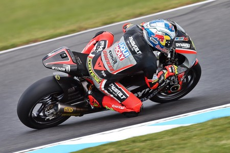 Sandro Cortese Moto2 Gp Australia 2016