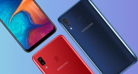 Dónde comprar los Samsung Galaxy A10 y A20 más baratos: comparativa mejores ofertas con operadores