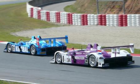 Team Essex y Team Goh en Le Mans con Porsche RS Spyder