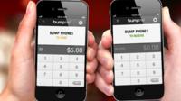 Bump Pay, transacciones entre amigos