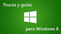 Gestos táctiles para moverse por Windows 8