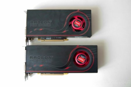 AMD 6850 and 6870 comparison