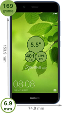 Huawei Nova dos Plus