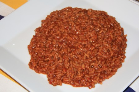Arroces. Caldero