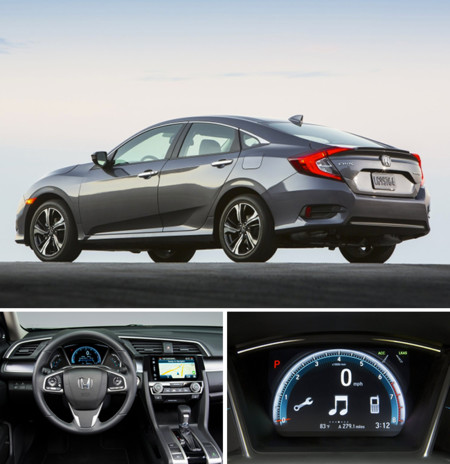 Honda Civic 2016 3