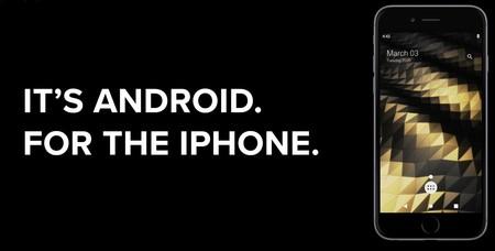 Android 10 en el iPhone, este proyecto lo hace posible