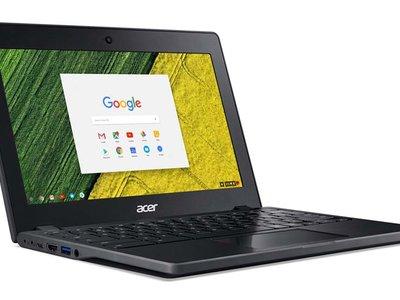 Acer Chromebook 11, las nuevas portátiles que ofrecen gran autonomía y resistencia por un precio muy atractivo