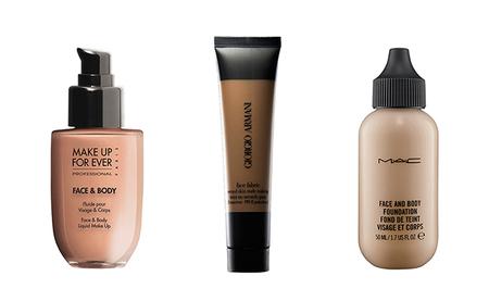 Top 3 bases de maquillaje ligeras