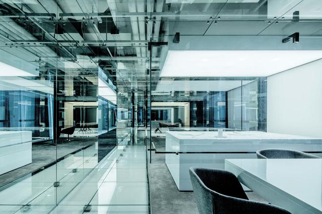 Foto de Las oficinas de cristal de SOHO (8/14)