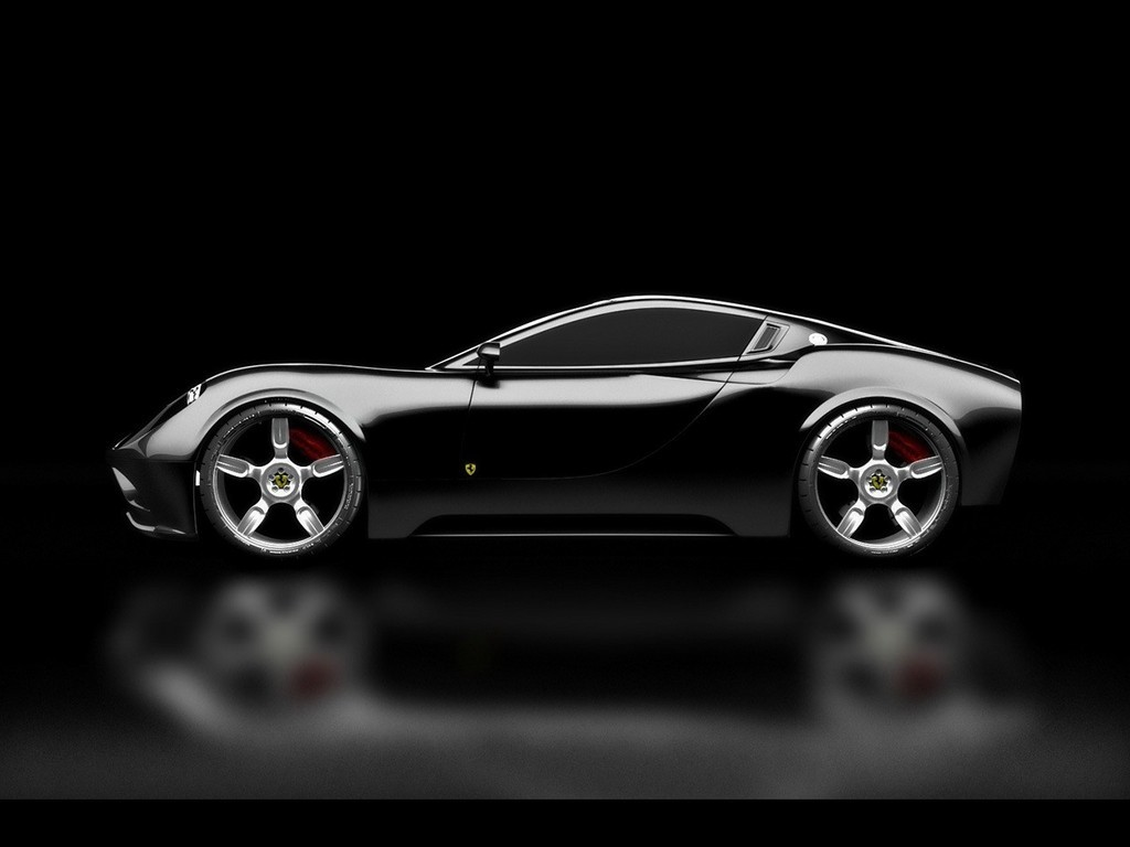 Ferrari Dino by Ugur Sahin
