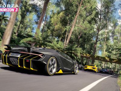 Forza Horizon 3 sigue plantando cara y lucha en los primeros puestos en las listas de ventas con una feroz competencia