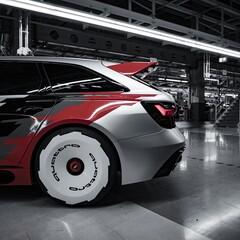 Foto 5 de 15 de la galería audi-rs6-gto-concept en Motorpasión