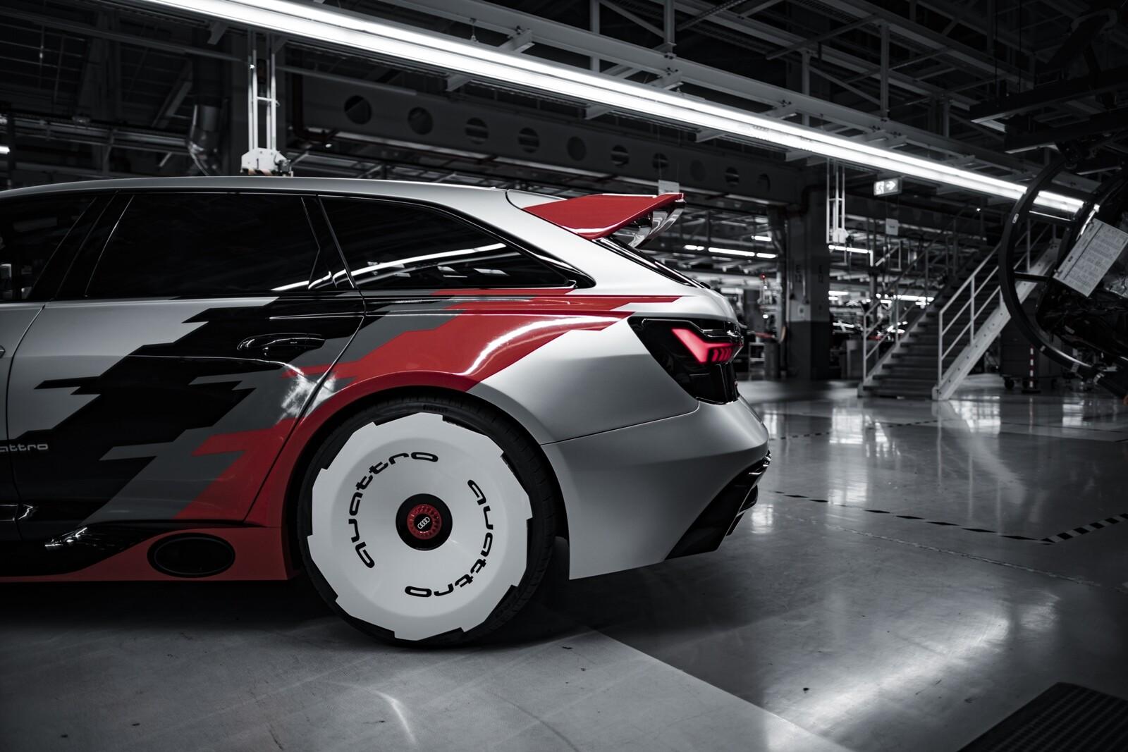 Foto de Audi RS6 GTO Concept (5/15)