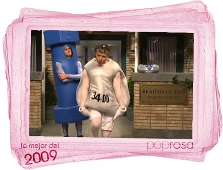 Lo mejor de Poprosa 2009: los vídeos más divertidos de los famosos
