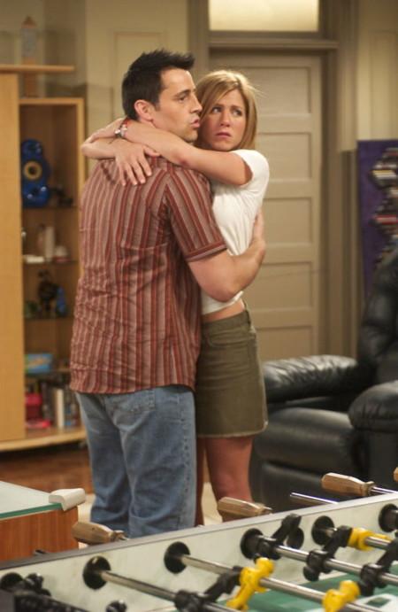 Que no, que Jennifer Aniston no estuvo con Matt Leblanc