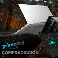 La potencia del portátil gaming ASUS TUF Dash F15 TUF516PM-HN135 ahora más barata todavía en el Prime Day de Amazon: lo tienes por menos de 1.000 euros