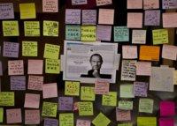 Homenaje a Steve Jobs, imagen de la semana
