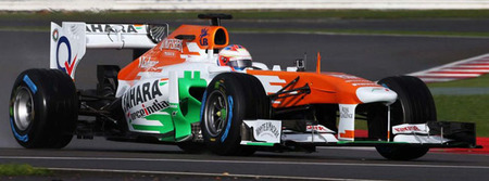 Bruno Senna: el segundo piloto no es una prioridad para Force India