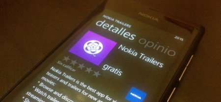 Nokia Trailers para Windows Phone llega en exclusiva a todos los Lumia