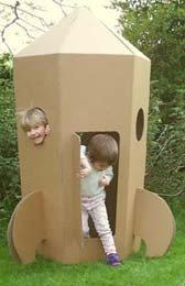 Paperpod: casitas de cartón ecológicas y resistentes