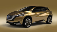 Posible reemplazo del Nissan Murano para Ginebra
