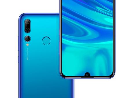 Huawei P Smart+ 2019: la triple cámara se hace hueco actualizando ligeramente el último gama media de Huawei