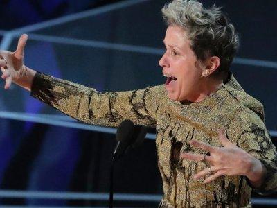 Qué es el 'inclusion rider' que Frances McDormand ha reclamado en su memorable discurso de los Oscar