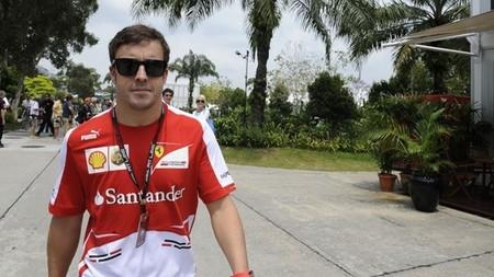 """Fernando Alonso: """"no hay comparación con el coche del año pasado"""""""