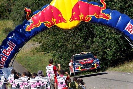 Red Bull opta a ser promotor del Mundial de Rallyes