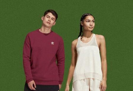 Ofertas de otoño de Adidas: aprovecha y ahorra hasta un 40%  en la colección de prendas y calzado haciéndote miembro en la app