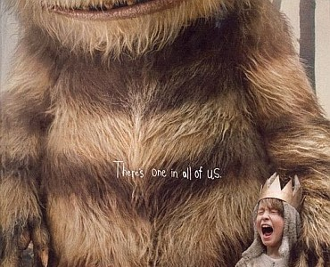 'Where The Wild Things Are', póster